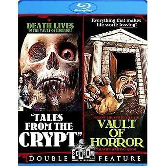 Tales From the Crypt/Vault of Horror [BLU-RAY] USA import