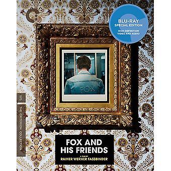 Fox & His Friends [Blu-ray] USA import