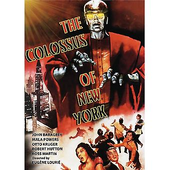 Colossus of New York [DVD] USA import