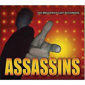 Støbt optagelse - Assassins [Broadway Cast-optagelse] [CD] USA import