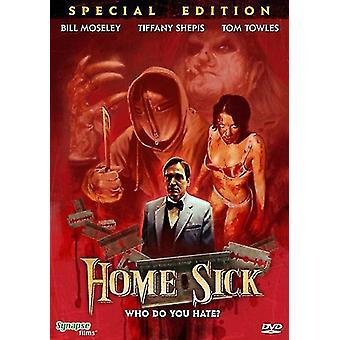 Hjem syg [DVD] USA importerer