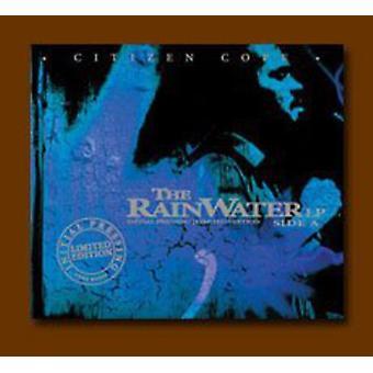 Citizen Cope - regnvand LP: Side en [CD] USA import