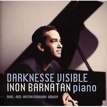 Inon Barnatan - importación de USA de Darknesse Visible [CD]