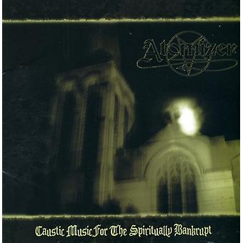 Atomizer - Caustic Music for the Spiritually Bankrupt [CD] USA import