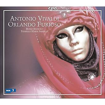 A. Vivaldi - Vivaldi: Orlando Furioso [CD] USA import