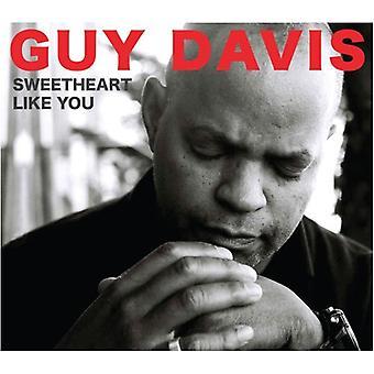 Guy Davis - Sweetheart Like You [CD] USA import