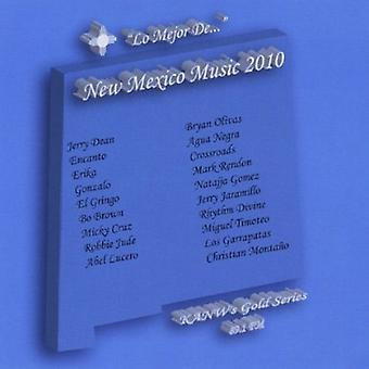New Mexico musik 2010 - New Mexico musik 2010 [CD] USA import