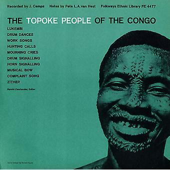 Topoke peuple congolais - Topoke personnes d'importation USA Congo [CD]