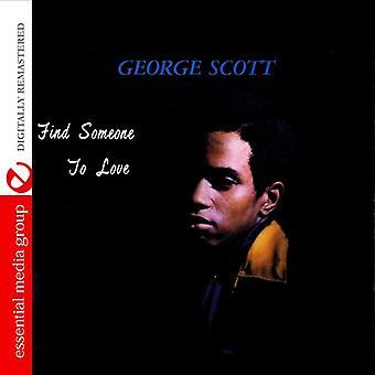 George Scott - encontrar a alguien que la importación de los E.e.u.u. de amor [CD]