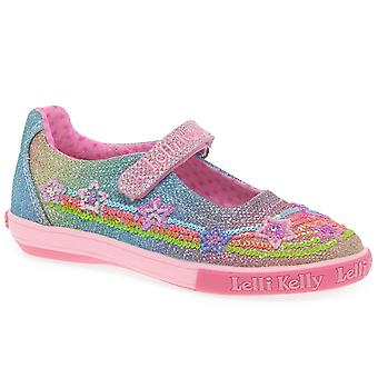Lelli Kelly Rainbow Star Baby Dolly Infant Girls Shoes