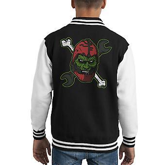 Guiden af våben mestre af universet Kid's Varsity jakke