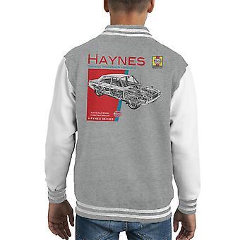 Haynes Owners Workshop Manual 0033 Hillman Hunter GLS Kid's Varsity Jacket
