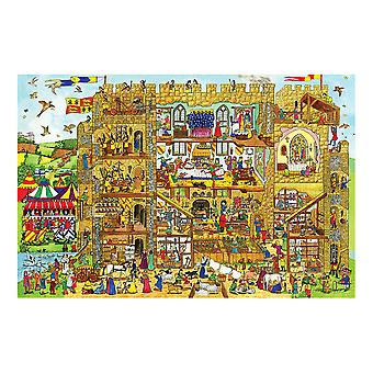 Bigjigs Toys Castle Floor Puzzle (24 Piece)