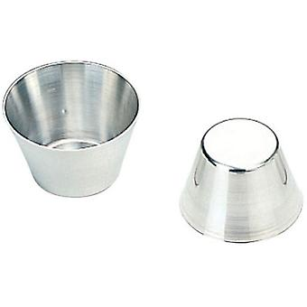 Ibili Individual Pudding mold 7cm (Home , Kitchen , Bakery , Molds)