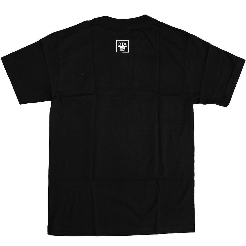 DTA RS Eagle New T-shirt Black Grey