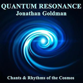 Jonathan Goldman - Quantum resonans [CD] USA import