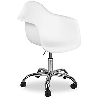 Superstudio Office Chair Pring-White Inspiration Pacc Charles & Ray Eames