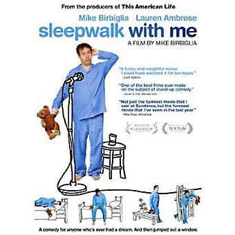 Sleepwalk with Me [DVD] USA import
