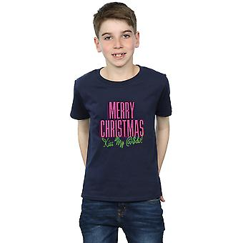 National Lampoon's Christmas Vacation Boys Kiss My Ass T-Shirt
