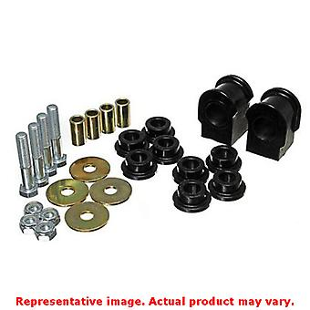 Energy Suspension Sway Bar Bushing Set 4.5197G Black Rear Fits:FORD 2005 - 2007