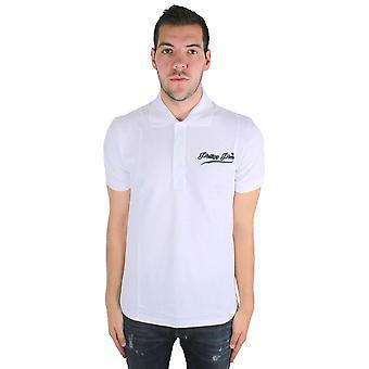 Philipp Plein Fine MTK0052 0102 Polo Shirt