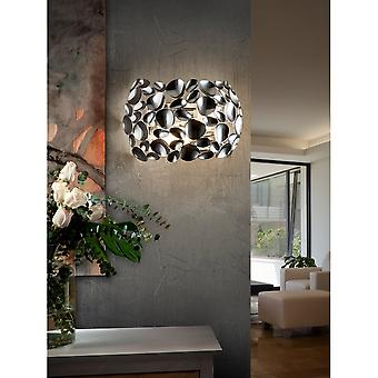 Schuller Narisa Wall Lamp, 2L,Chrome