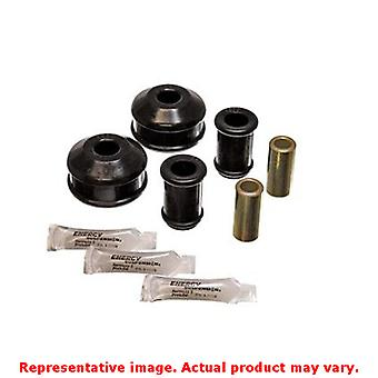 Energy Suspension Control Arm Bushing Set 8.3117G Black Front Fits:TOYOTA 1995