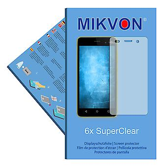 Wiko Lenny 3 screen protector- Mikvon films SuperClear