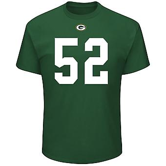 Majestic NFL shirt - Green Bay Packers clay Matthews #52