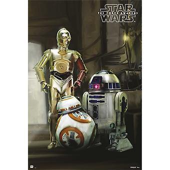 Star Wars: Droids 2 Poster Poster Print