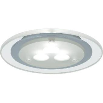 LED recessed light 3-piece set 9 W Warm white Paulmann