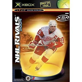 NHL Rivals 2004 - Factory Sealed