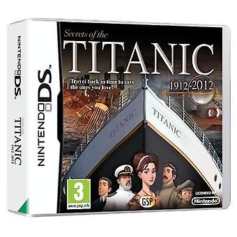 Hemligheter av Titanic (Nintendo DS)
