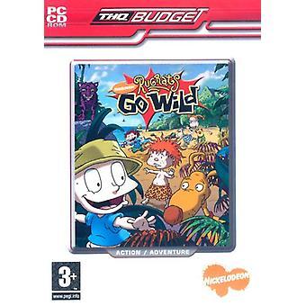 Rugrats Go Wild (Budget PC)
