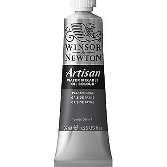 Winsor & Newton Artisan vatten blandbart olja färg 37ml (465 Payne's Grey S1)