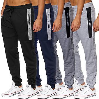 Men's sweatpants pants sports pants fitness jogging pants fit style sweat