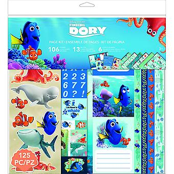 Finding Dory Page Kit 12