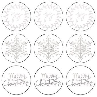Lucky Dip Foil Stickers 4