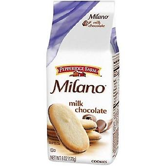 Pepperidge Farm Milano Milk Chocolate Cookies 2 Bag Pack