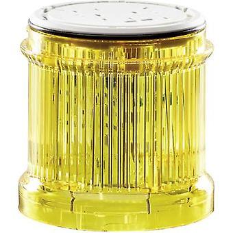 Signal tower component LED Eaton SL7-FL24-Y-HPM Yellow Yellow Flash 24 V