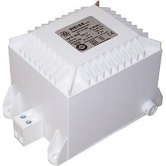 Weiss Elektrotechnik VSTR 55/12 Safety transformer 1 x 230 V 1 x 12 V AC 55 VA 4.58 A