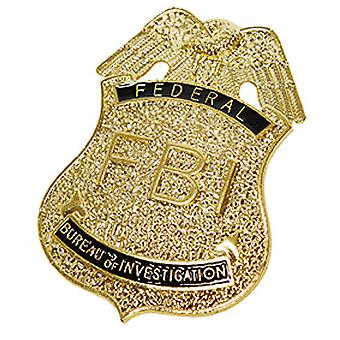 FBI brand gold badge accessory Carnival COP