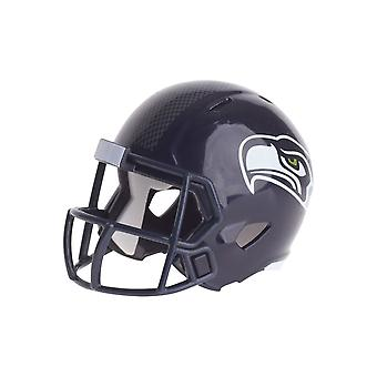 Riddell Speed Pocket Football Helm - NFL Seattle Seahawks