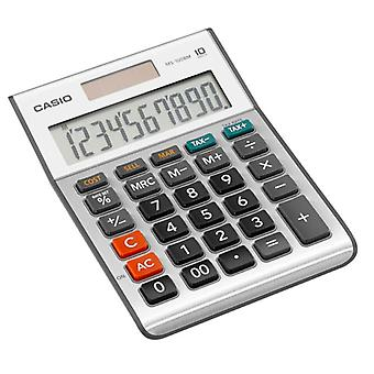 Casio MS100BM-S 10 Digit Desktop Calculator with Tax Calculations