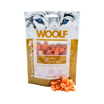 Woolf Rabbit Dog Snack (Dogs , Treats , Natural Treats)