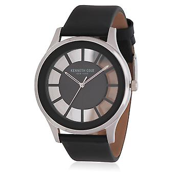 Kenneth Cole Leather Mens Watch KC50500001