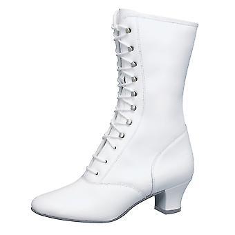 Guardia blanca botas modelo