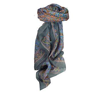 Шелковица шелка традиционными квадратный шарф саами Перл, пашмины & шелка