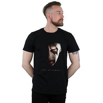 Harry Potter Herren Lord Voldemort Portrait T-Shirt