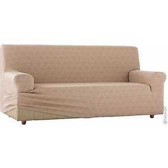 Zebra Sofahusse Sofabezug Universal Stretchhusse Yolanda grau 3-Sitzer
